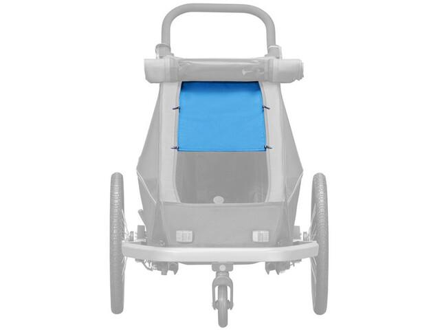 Croozer Sun protection für Kid Plus / Kid for 1 Kinder ocean blue